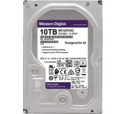 10TB WD Purple SATA 6Gb/s 256MB DV 7x24 WD102PURZ